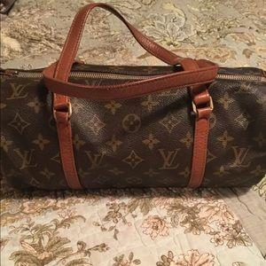 Louis Vuitton Papillon Bag Authentic